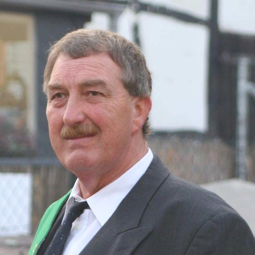 Ehrenpräsident HJ Schäfer