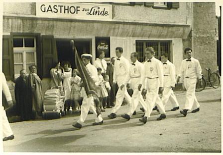 Junggesellenfest_1958